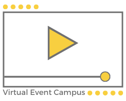 Virtual Event Campus Logo